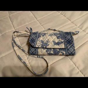 EUC Vintage Vera Bradley Wallet with Strap